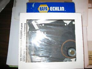 Napa 2-5585 Carburetor Kit NAPA/ECHLIN fits 58-76 Ford w/ Carb# D3DE-AA, D3TE-AA