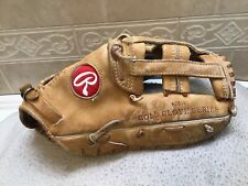 "Rawlings USA PRO-1HF 13"" HOH Baseball Softball First Base Mitt Right Hand Throw"