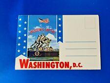 More details for vintage usa washington dc souvenir letter card postcard 13 images pc6