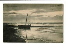 CPA - Carte postale-Belgique Wenduine - Coucher de soleil --1922 - VM759
