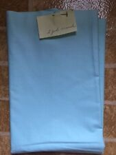 AQUA FABRIC COTTON - PERFECT FOR BACKING A SMALL QUILT
