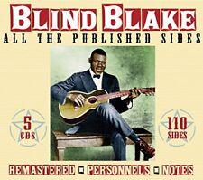 Blind Blake - All The Published Sides [CD]