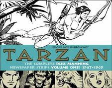 Tarzan: The Complete Russ Manning Newspaper Strips, 1967-1969 Vol. 1 by Russ...