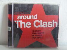 CD ALBUM Les inrockuptibles Around the Clash JUNIOR MURVIN RACHID TAHA STROKES