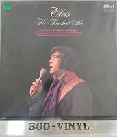Elvis - He Touched Me - Elvis Presley: RCA Victor Vinyl LP 1972 UK (SF 8275) EX