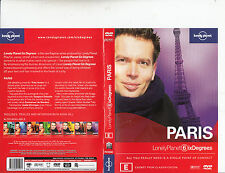 Lonely Planet:Six Degrees-Paris-2004-Travel.France:City Paris-DVD