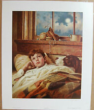 Jim Daly Dealer When I Grow Up Fine Artwork Reproduction Limited Edition Print
