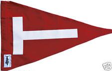 Henderson Marine Flag. Tag Flag