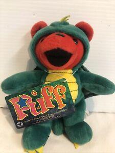 PUFF!! Grateful Dead Bean Bear Collectibles By Liquid Blue 7 Inch