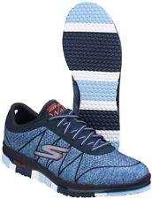 Zapatillas deportivas de mujer azules Flex de sintético