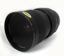 Soligor Zoom Macro Objektive 28-70 mm 1:2.8-4.2 mit Heliopan Linse 72 mm, Nikon
