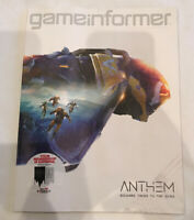 Game Informer Magazine Video Gaming Issue 303 July 2018 Month Stop Anthem Summer