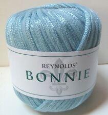 Reyonlds - Bonnie Cotton Blend Ribbon Yarn #05 Sky Blue