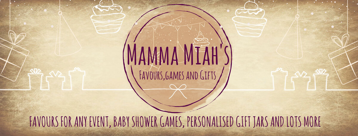 Mamma Miah's Favours, Games & Gifts