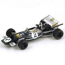 Lotus 69, No.2, Winner Pau GP F2 1970 Jochen Rindt Spark Model 1/43 #S2145