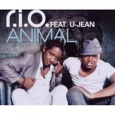 R.I.O. FEAT. U-JEAN - ANIMAL  CD SINGLE NEU