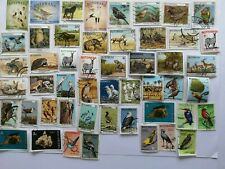 50 Different Botswana Stamp Collection