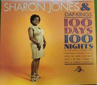SHARON JONES & The DAP-KINGS. 100 Nights. 2 CDs Promo Edition. Daptone Rec. 2007