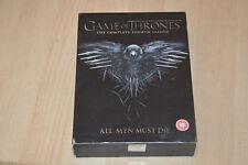 coffret DVD Game of Thrones intégrale saison 4 - VO et VF