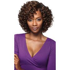 Outre Premium Purple Pack 3PCS Human Hair Blend Weaving Extension - Sweet Curl