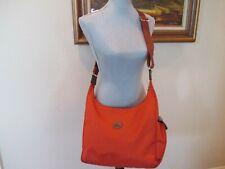 Longchamp Le Pliage Convertible Hobo Crossbody Nylon Messenger Bag