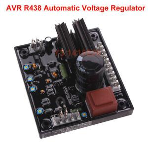 AVR R438 Generator Automatic Voltage Regulator R438 Leroy Somer AVR Regulator