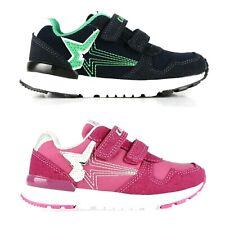 scarpe da bambino per bambina sneakers sportive ginnastica a strappo invernali