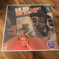 Rosemary Clooney & Duke Ellington Blue Rose Reissue180g Pure Pleasure PPAN CL872