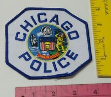 CHICAGO ILLINOIS POLICE SHOULDER PATCH - NEW Collectible