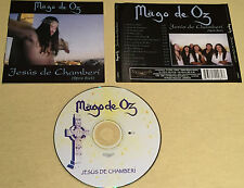 Mago De Oz - JESUS DE CHAMBERI ( 4 ER EDICION ) LOCOMOTIVE RAREZA MAGUITADEOZ