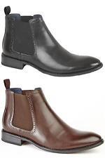 Stivali , anfibi e scarponcini da uomo neri pelle sintetici