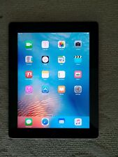 """Apple iPad 3rd Gen 32GB, Wi-Fi, Retina, 9.7"""" - Black - (MC706LL/A)"""