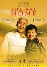 THE WAY HOME NEW DVD