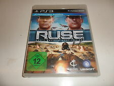 PlayStation 3  PS 3  R.U.S.E. - Don't believe what you see (Move kompatibel)