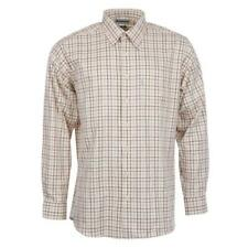 Barbour Maud Shirt Red/Khaki Country Clothing Cotton