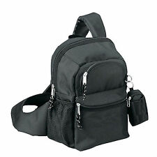 BODY BACKPACK BAGS FOR TRAVEL, HIKING SCHOOL MULTI POCKETS CELL PHONE HOLDER