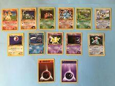 Pokemon Gym Challenge 1st Edition Lot