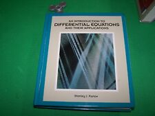 An Introduction to Differential Equations. Farlow