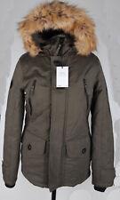 New Girls Womens Green NEXT Coat Size XX Small RRP £75