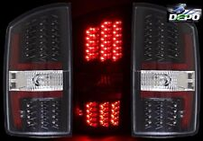 TIFFIN ALLEGRO BUS 2010 2011 2012 2013 BLACK LED TAIL LAMPS TAILLIGHTS RV - SET