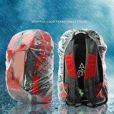 20L-55L Impermeable lluvia cubierta viaje senderismo mochila camping bolsa