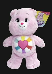 Care Bears Unlock The Magic Hopeful Heart Bear 8 Inch Small Plush