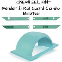 ONEWHEEL PINT Fender & Rail guard Kit! Save $$ Buying This Teal Combo Kit