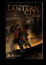 Lantern City US Archaia COMIC vol.1 # 4/'15 Paper Pack