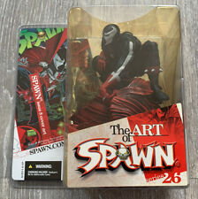 Spawn Action Figure New 2004 Art of Spawn Series 26 McFarlane Toys Amricons