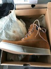 Timberland Men's Earthkeepers Newmarket Cupsole-Wheat Style#6667R