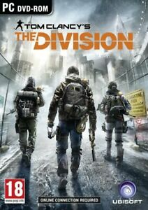 Tom Clancy's The Division || Key - Uplay Ubisoft GAME Code - PC