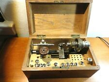 Lorch 8mm Watchmakers Lathe
