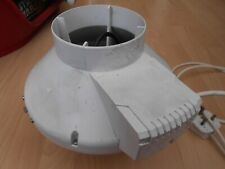 """5"""" Hydroponic Extraction Duct Fan - Used & Working - BRAND UNKNOWN"""