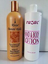 Razac & Beaute Reelle Lotion Combo Set - 20.99
